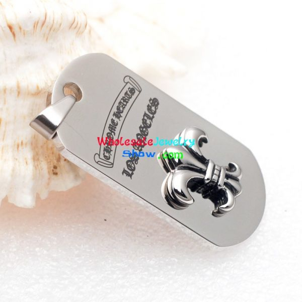 Leading the Trend of Fashion-Stainless Steel Pendant for Young People