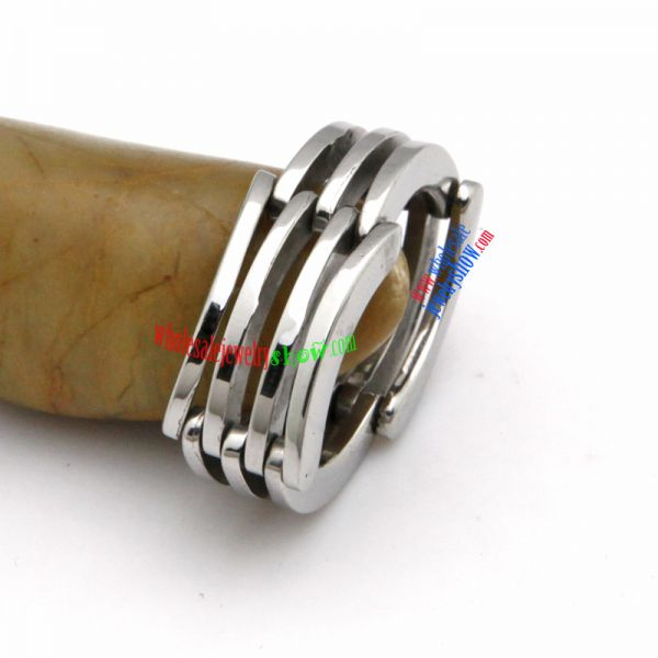 Stainless steel deformation ring