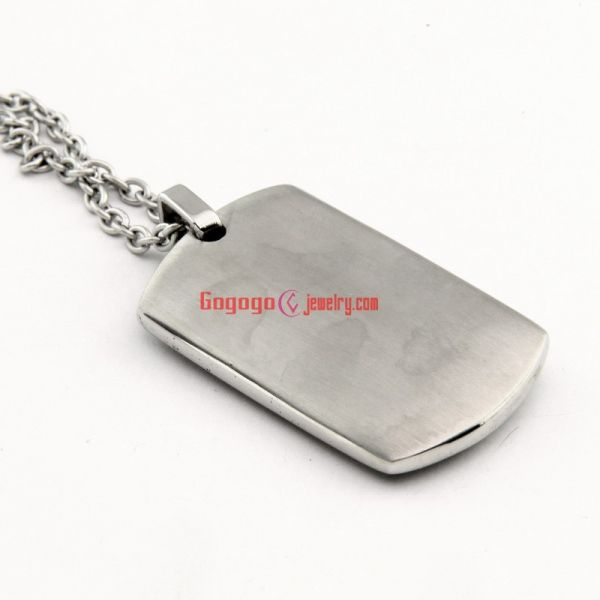 Male's Special Gift Newest Jewelry Stainless Steel Knight Fleur De Lis Shape Vintage Necklace Pendant Length:4.2 cm