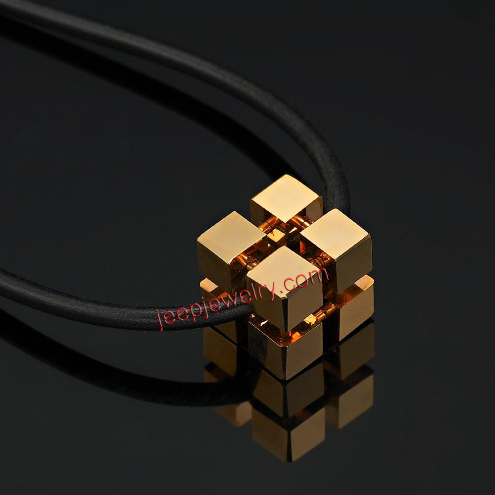 Elegant rnb mens 3d cube tungsten necklace pendant jeepjewelry elegant rnb mens 3d cube tungsten necklace pendant aloadofball Image collections