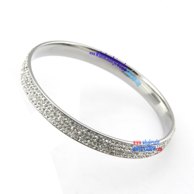 Wholesale Stone Stainless Steel Bangles, Cheap Stone Stainless ...