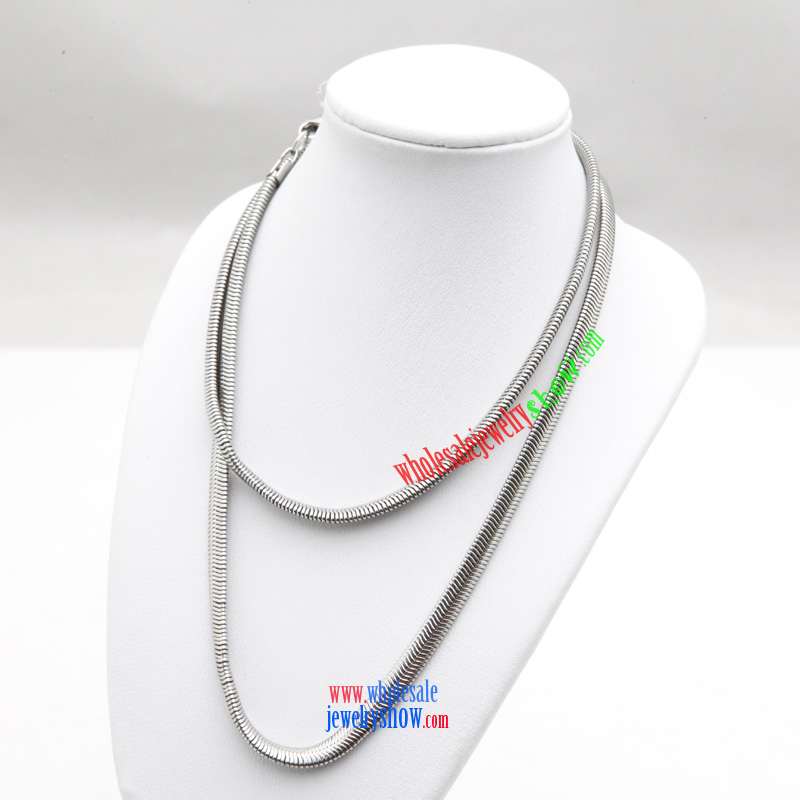 cool style fashion silver chain design of stainless steel